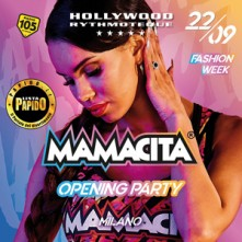 Mamacita Domenica 23 Settembre 2018 @ Hollywood