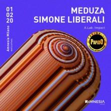 Sabato 1 Febbraio 2020 Meduza Amnesia Milano