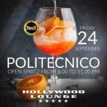 Open Spritz @ Hollywood Venerdi 24 Settembre 2021