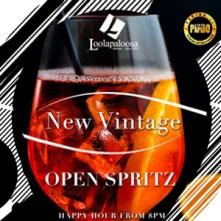 Open Spritz 2020 Loolapaloosa Sabato 24 Ottobre 2020