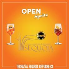 Open Spritz @ Sequoia Venerdi 29 Ottobre 2021