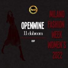 Open Wine @ 11 Club Room Venerdi 24 Settembre 2021