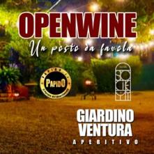 Open Wine @ Giardino Ventura Mercoledi 29 Settembre 2021