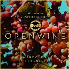 Open Wine @ Giardino Ventura Mercoledi 23 Giugno 2021