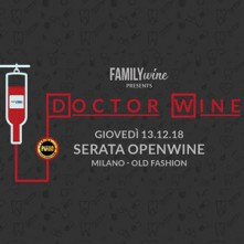 Open Wine @ Old Fashion Giovedi 20 Settembre 2018