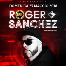 Roger Sancez 2018 Fellini Domenica 27 Maggio 2018