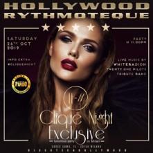 Party Clique Night @ Hollywood Milano Sabato 26 Ottobre 2019