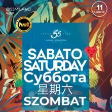 55 Milano Sabato 11 Luglio 2020 Serata