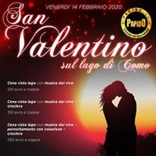 San Valentino 2020 Como Venerdi 14 Febbraio 2020