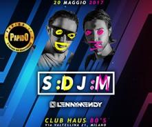 Sdjm @ Club Haus 80's Milano