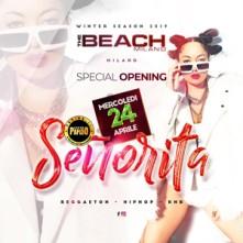 Señorita @ The beach Mercoledi 24 Febbraio 2019 Discoteca di Milano