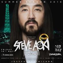 Steve Aoki 2018 Just Cavalli venerdi 18 maggio 2018