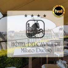 Aperitivo in Terrazza @ Terrazza Hotel dei Cavalieri Milano Giovedi ...