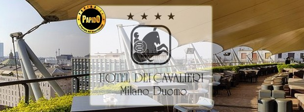 Aperitivo in Terrazza @ Terrazza Hotel dei Cavalieri Milano Venerdi ...