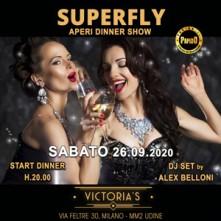 Sabato 26 Settembre 2020 Victoria's Cena tra Amici