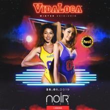 Venerdi 25 Gennaio 2019 Vidaloca Noir Club Lissone