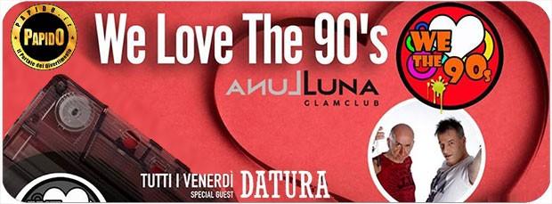 Datura Luna Glam Club Venerdi 31 Agosto 2018
