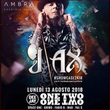J Ax Lunedi 13 Agosto 2018 @ Ambra Night