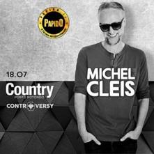 Michel Cleis @ Country Porto Rotondo Mercoledi 18 Luglio 2018