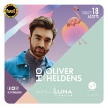 Oliver Heldens @ Luna San Teodoro Sabato 18 Agosto 2018
