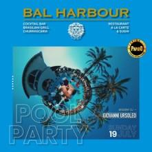 Pool Side Domenica 5 Luglio 2020 @ Bal Harbour
