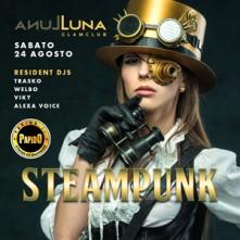 Steampunk @ Luna San Teodoro Sabato 24 Agosto 2019