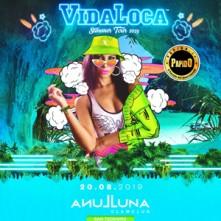 Martedi 20 Agosto 2019 Vidaloca Luna Glam Club San Teodoro