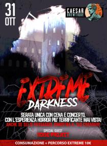 Halloween Extreme Horror Experience