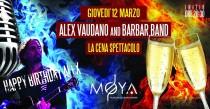 Moya Pleasure Club and Dinner