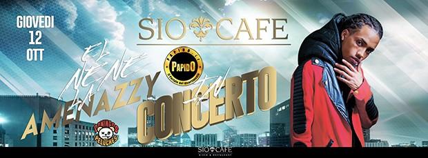 Sio Cafe Giovedi El Nene La Amenazzy