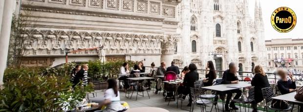 Aperitivo In Terrazza Duomo 21 Milano Domenica 23