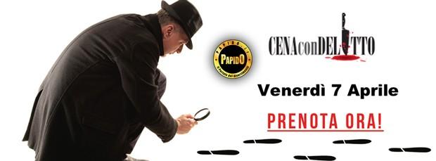 Cena con Delitto Venerdi 7 Aprile al Marcellino Pane e Vino di Milano