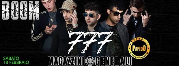 Boom - Dark Polo Gang @ Magazzini Generali Sabato 18 Febbraio