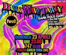 Dark Polo Gang + Sfera Ebbasta al 747 Club Domenica 23 Aprile