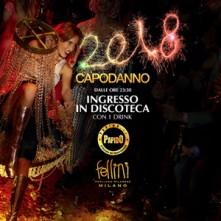 Capodanno 2017 Fellini Pogliano Milanese