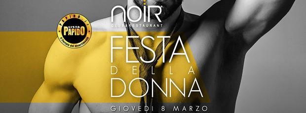 Festa della Donna @ Noir Lissone