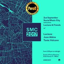 Luciano @ Social Music City Milano