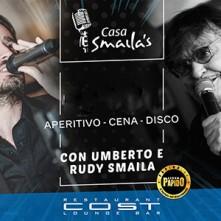 Umberto Smaila live al Cost Milano