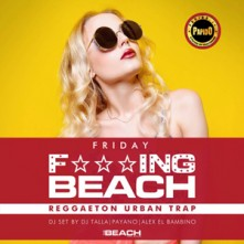 venerdi the beach