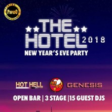 Capodanno 2018 Open Bar The Hotel 2018