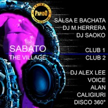 Sabato sera Zoo Club