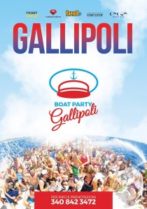 Gallipoli Boat Party