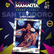 Domenica Sera Mamacita Ambra Night