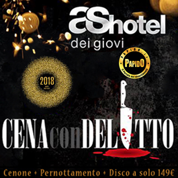 Capodanno con Delitto Milano