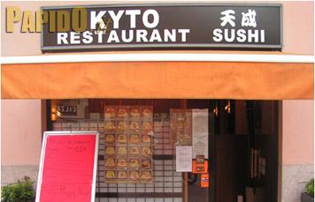 Ristorante kyto sushi milano fotografie - Sushi porta ticinese ...