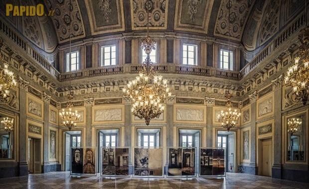 Villa Reale Monza Ristorante Interno