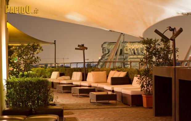 Terrazza Hotel dei Cavalieri Milano