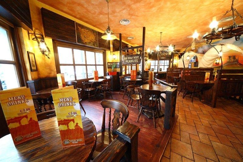 Ristorante old wild west rozzano - Cucina americana milano ...
