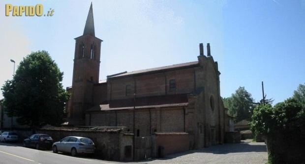 Chiesa Sconsacrata Belgioioso