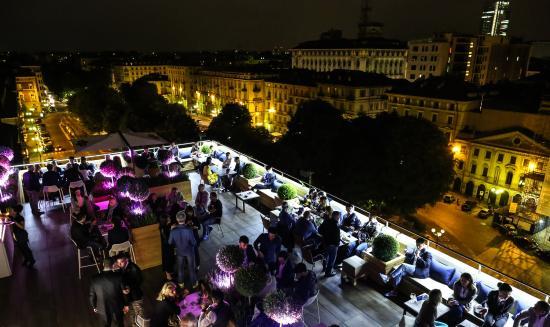 Turet Roof Club Torino